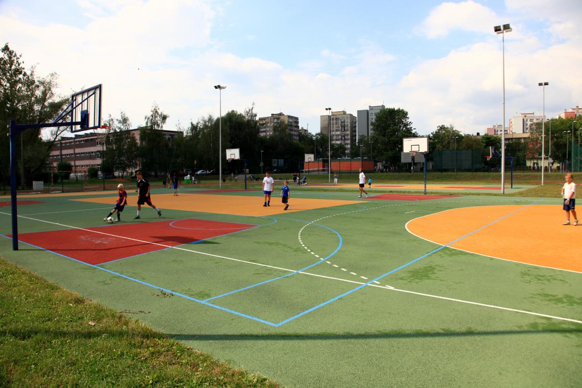 Orlik 2012 complex of multi-purpose sports fields