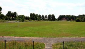 Sports field in Wilcze Gardło